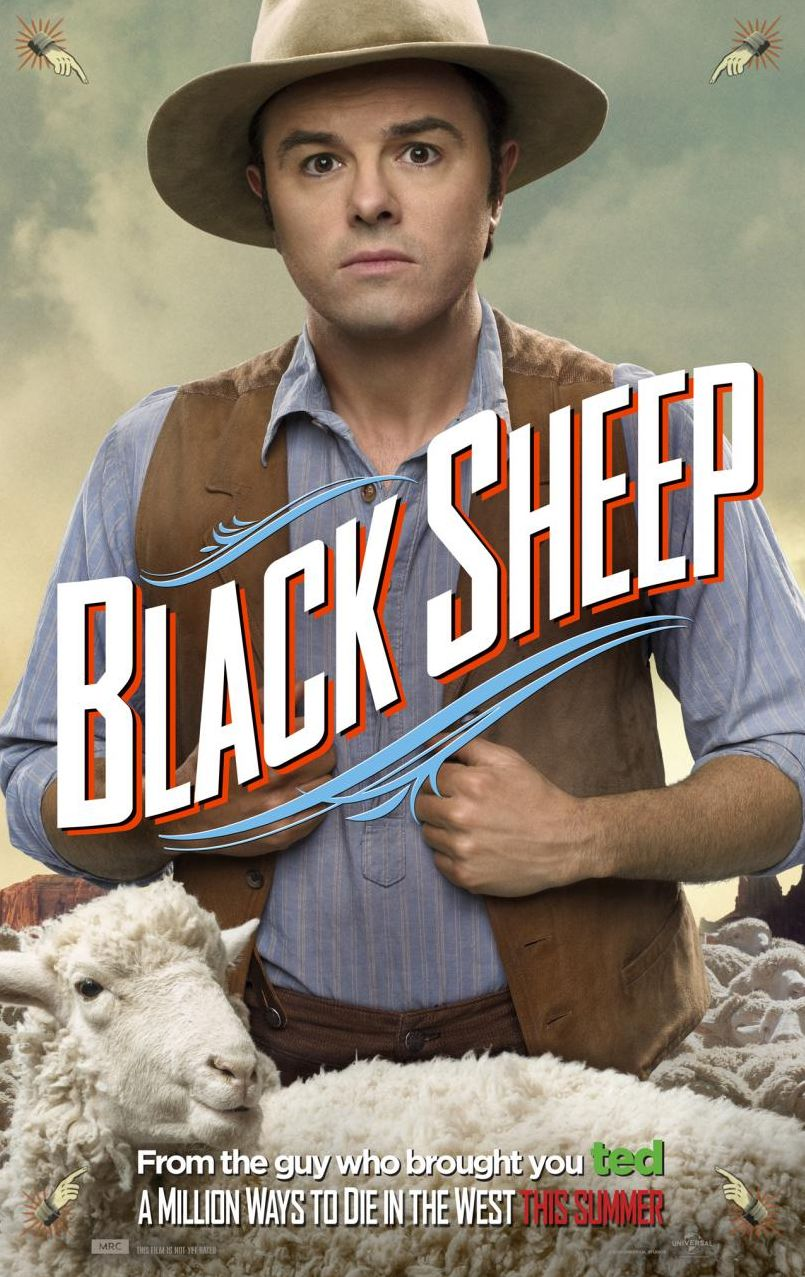 Black Sheep, Seth MacFarlane as Albert