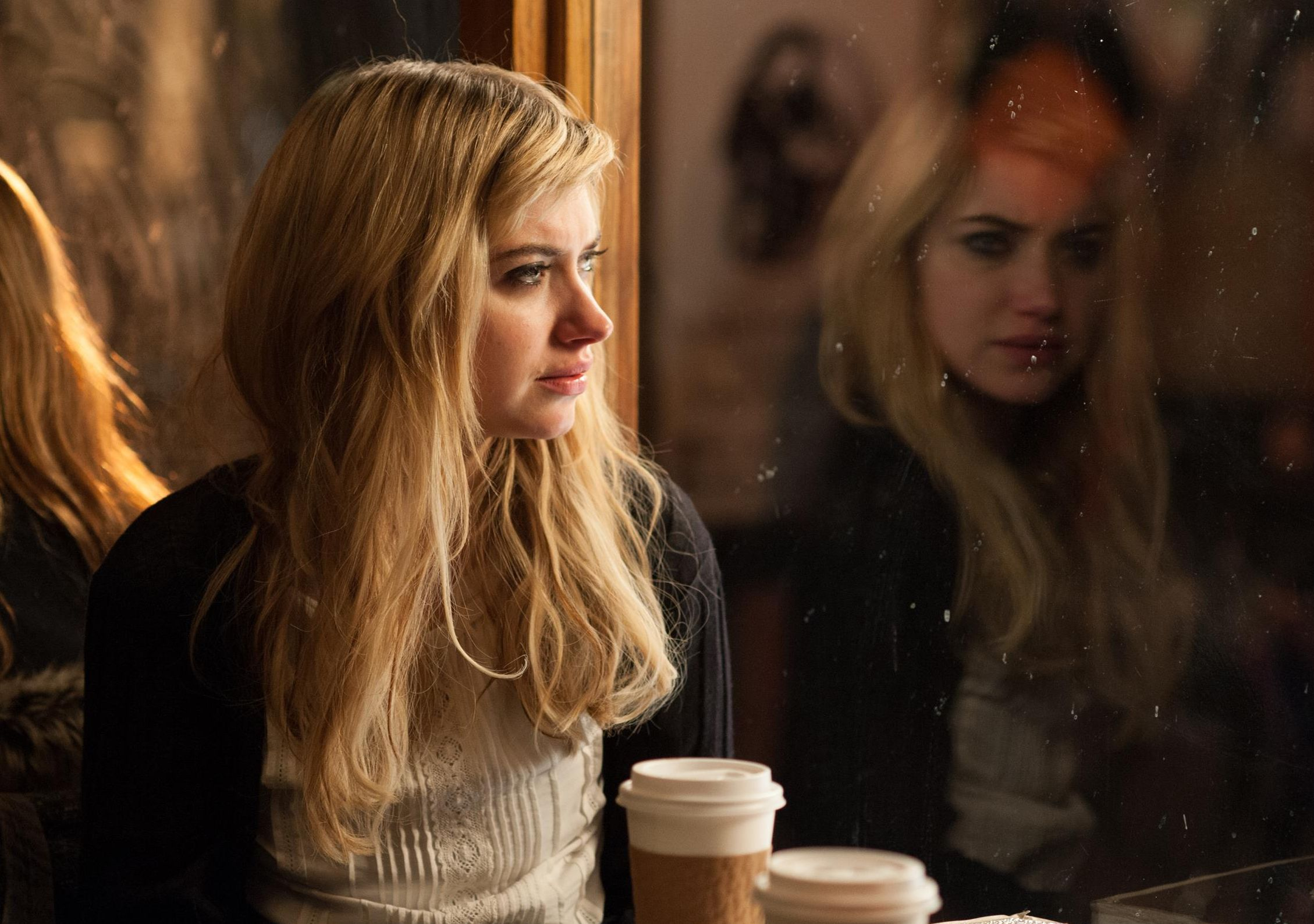 Imogen Poots in That Awkward Moment