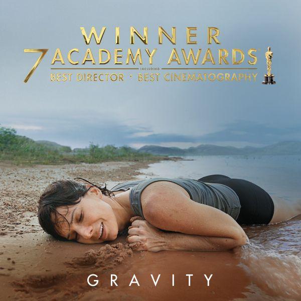 Gravity winner of 7 OSCARS®