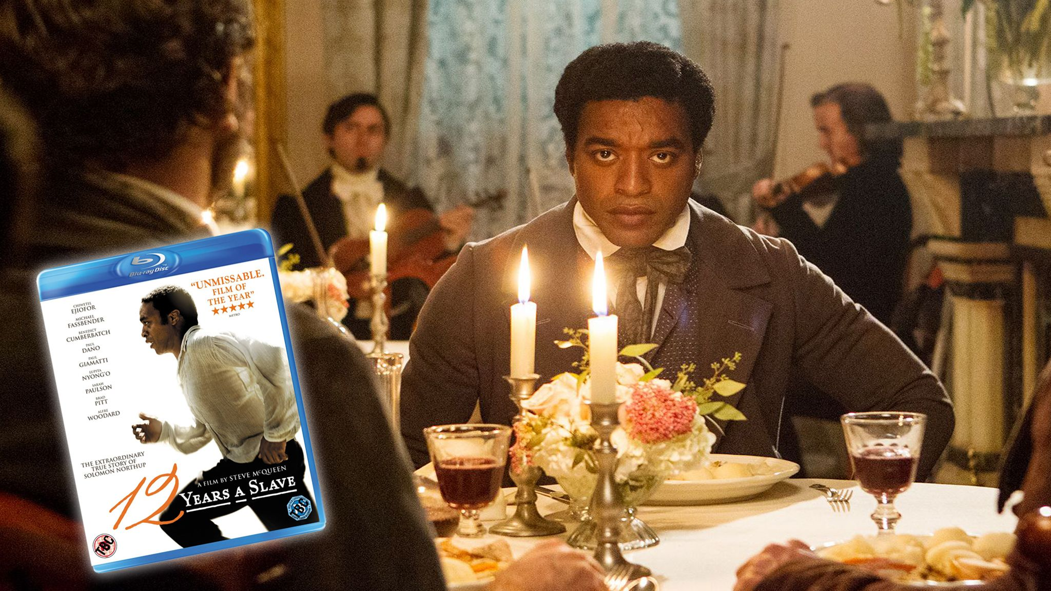 On DVD This Month: 12 Years a Slave