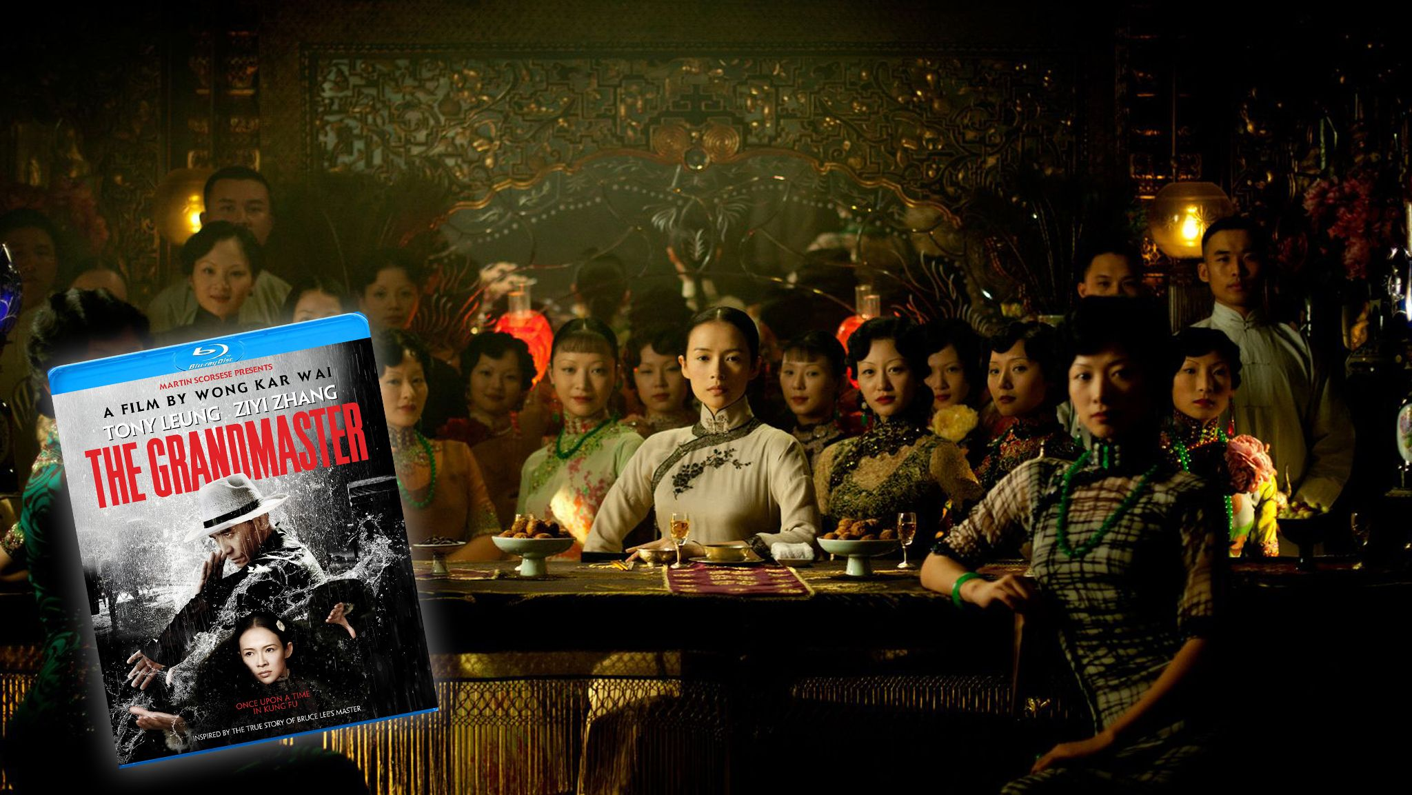 On DVD This Month: The Grandmaster