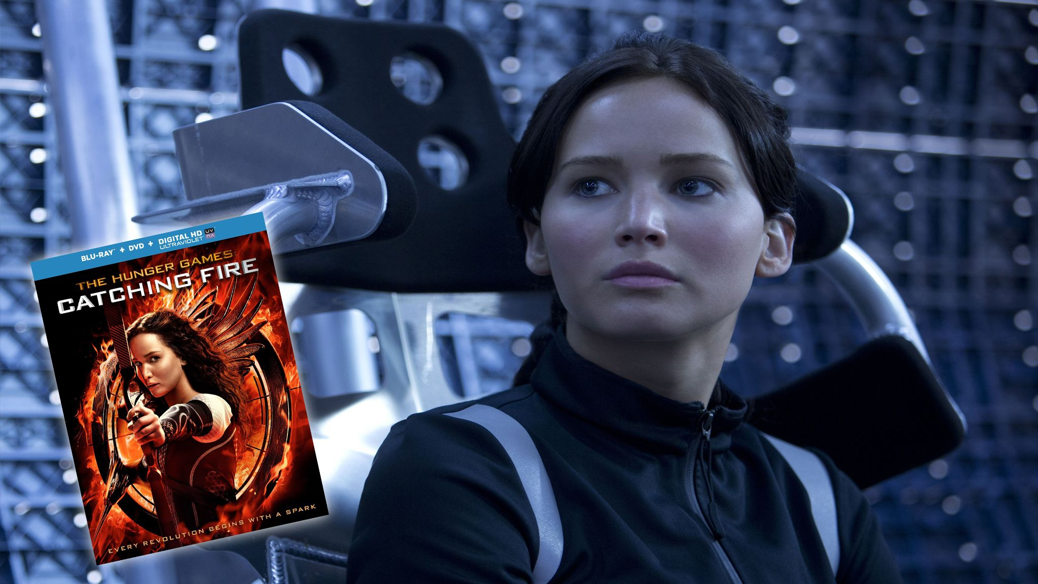 On DVD This Month: The Hunger Games - Catching Fire