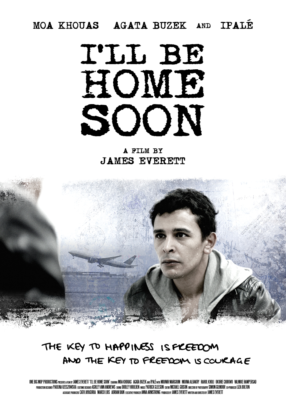 UK Director James Everett's new film: I'll Be Home Soon