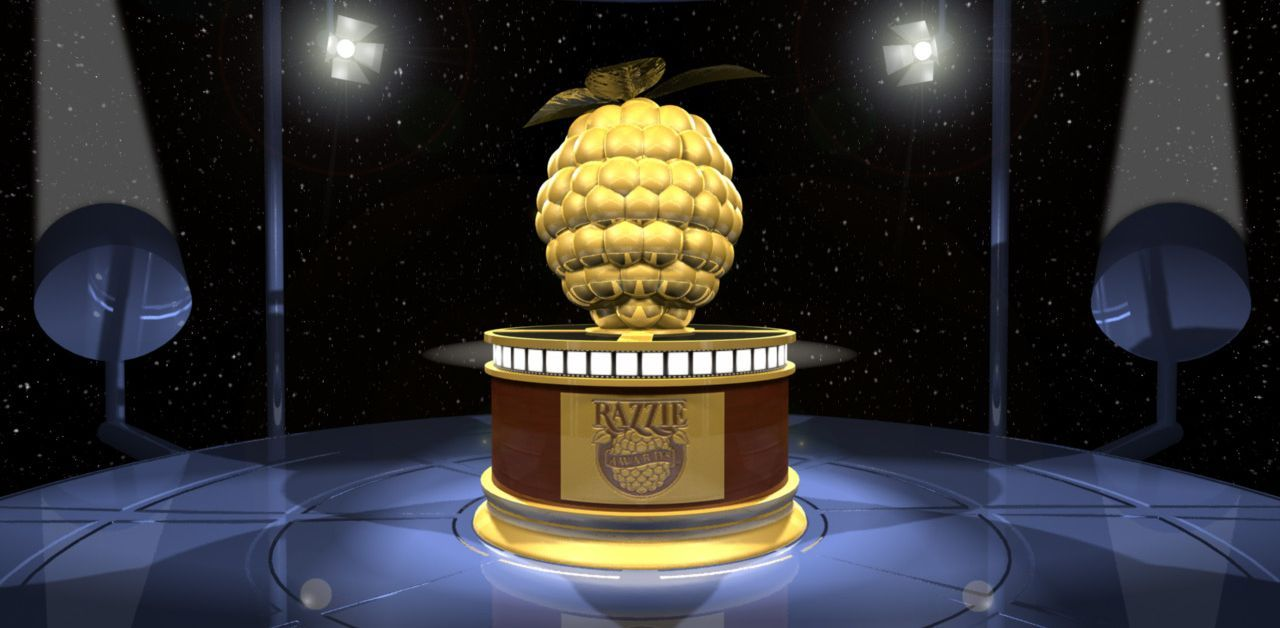 34th Razzie Awards: Winners