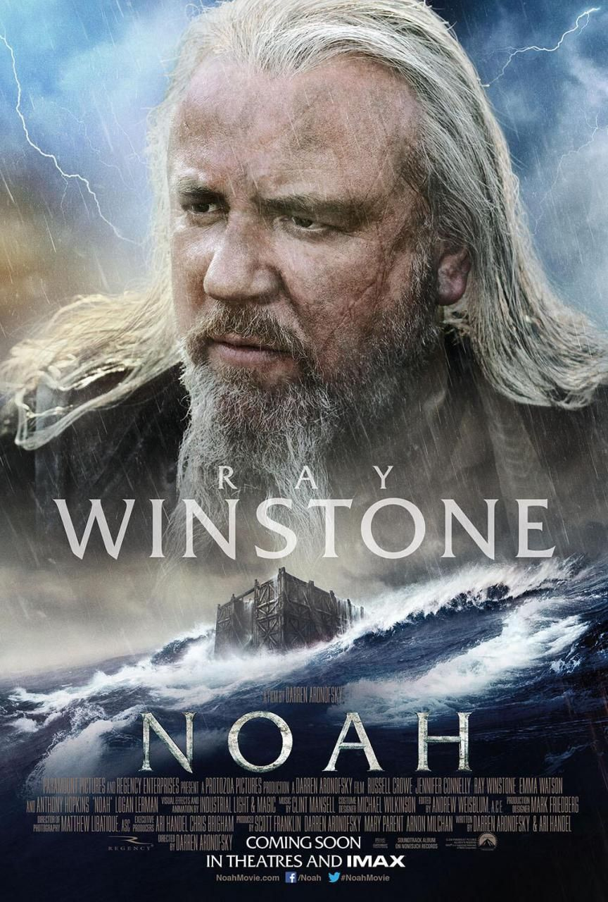 Ray Winstone in Noah