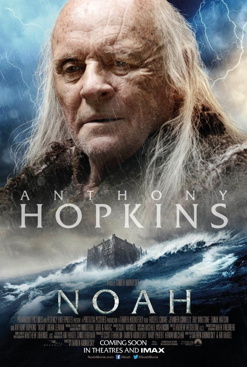Anthony Hopkins in Noah