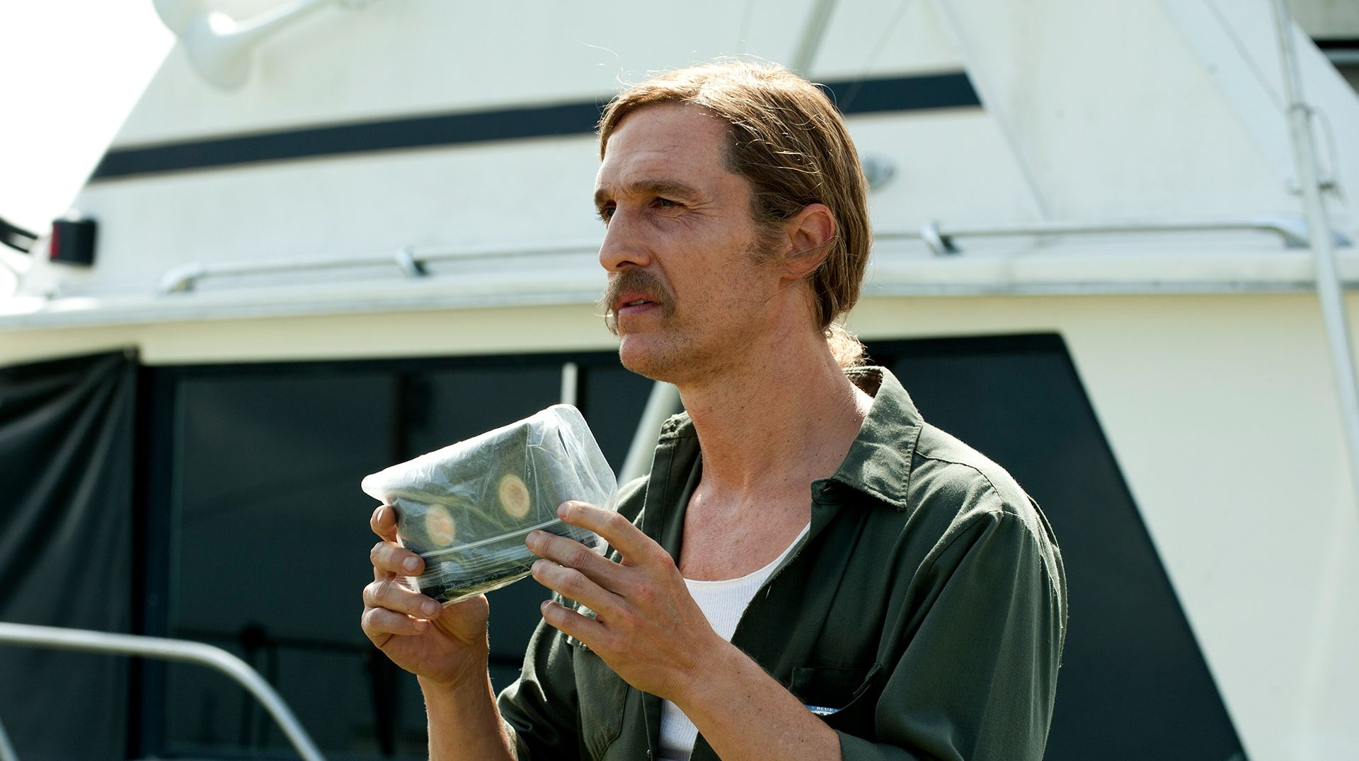 Det. Cohle and the videotape