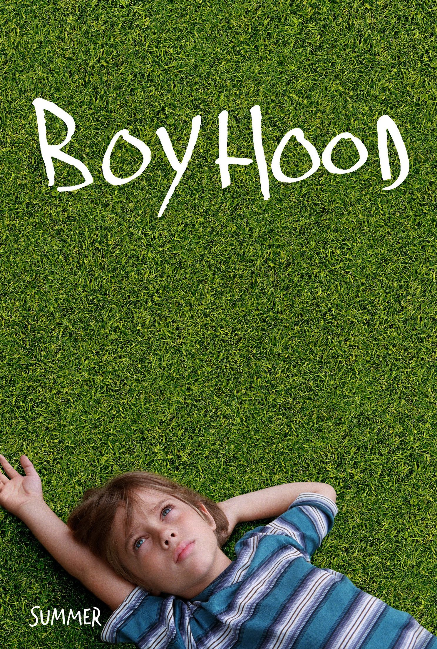 Boyhood Official Poster, release July 11