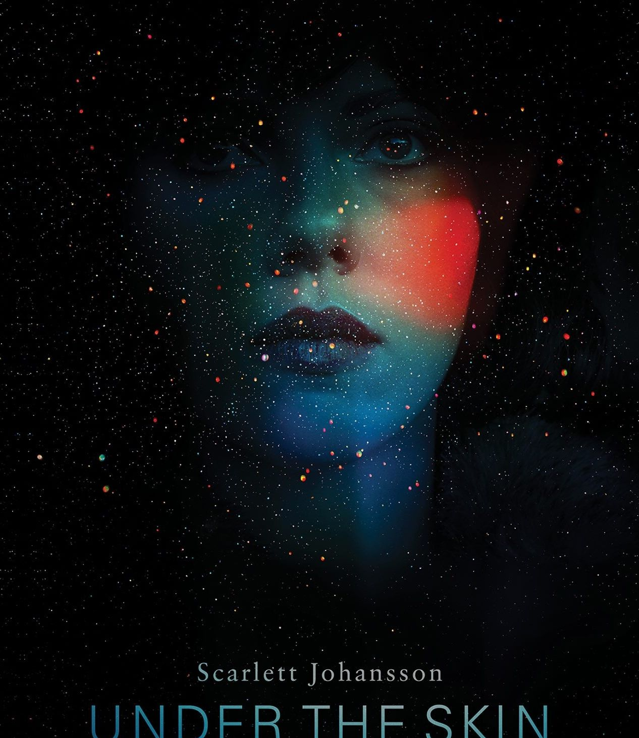 Under The Skin sky poster