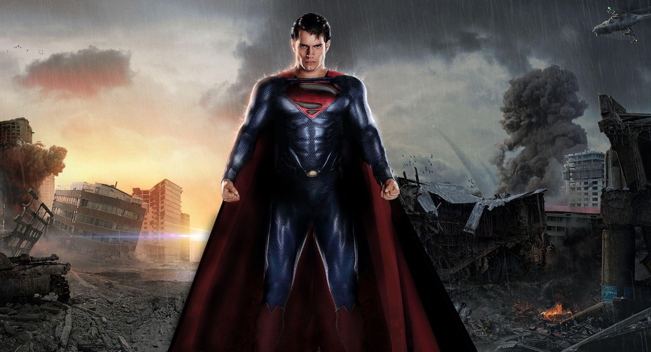Superman: B-