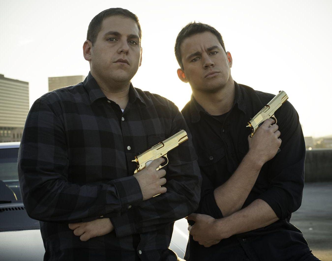 Golden guns - 22 Jump Street