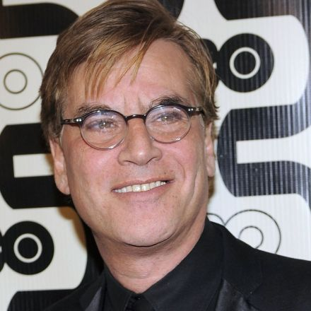 Aaron Sorkin is pretty excited Christian Bale is playing Steve Jobs