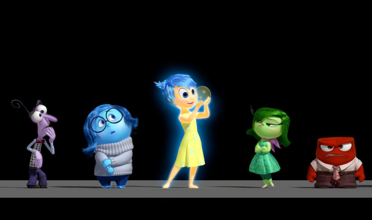 Pixar teases first 5 minutes of 'Inside Out'