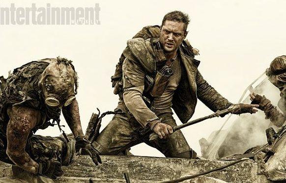 Tom Hardy, Mad Max: Fury Road