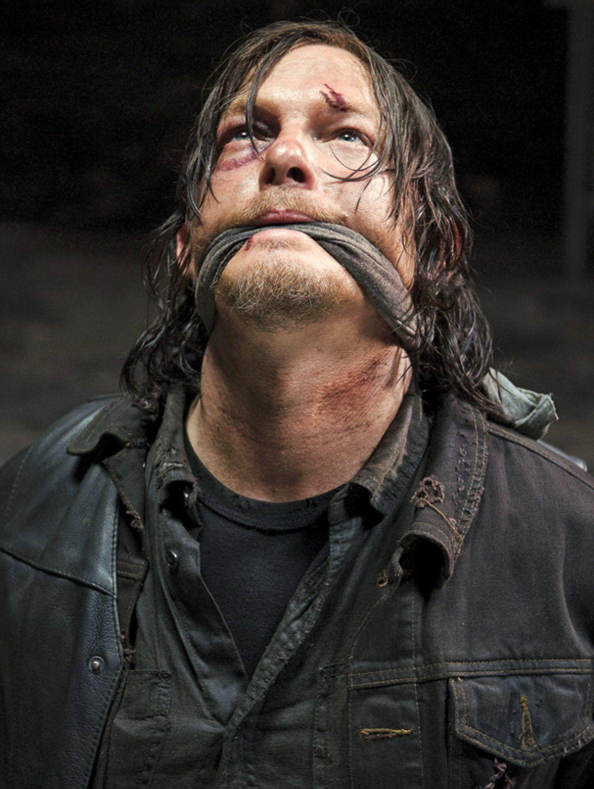 Daryl Dixon (Norman Reedus) in The Walking Dead season 5