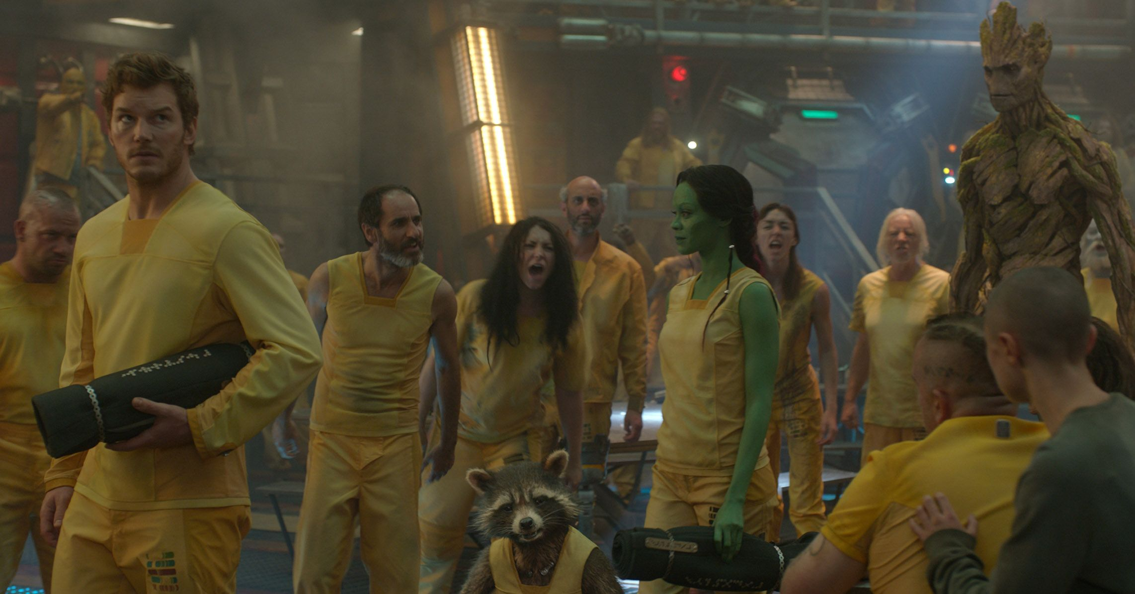 Kyln prison - Guardians Of The Galaxy