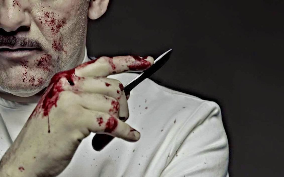 Bloody hands, The Knick poster