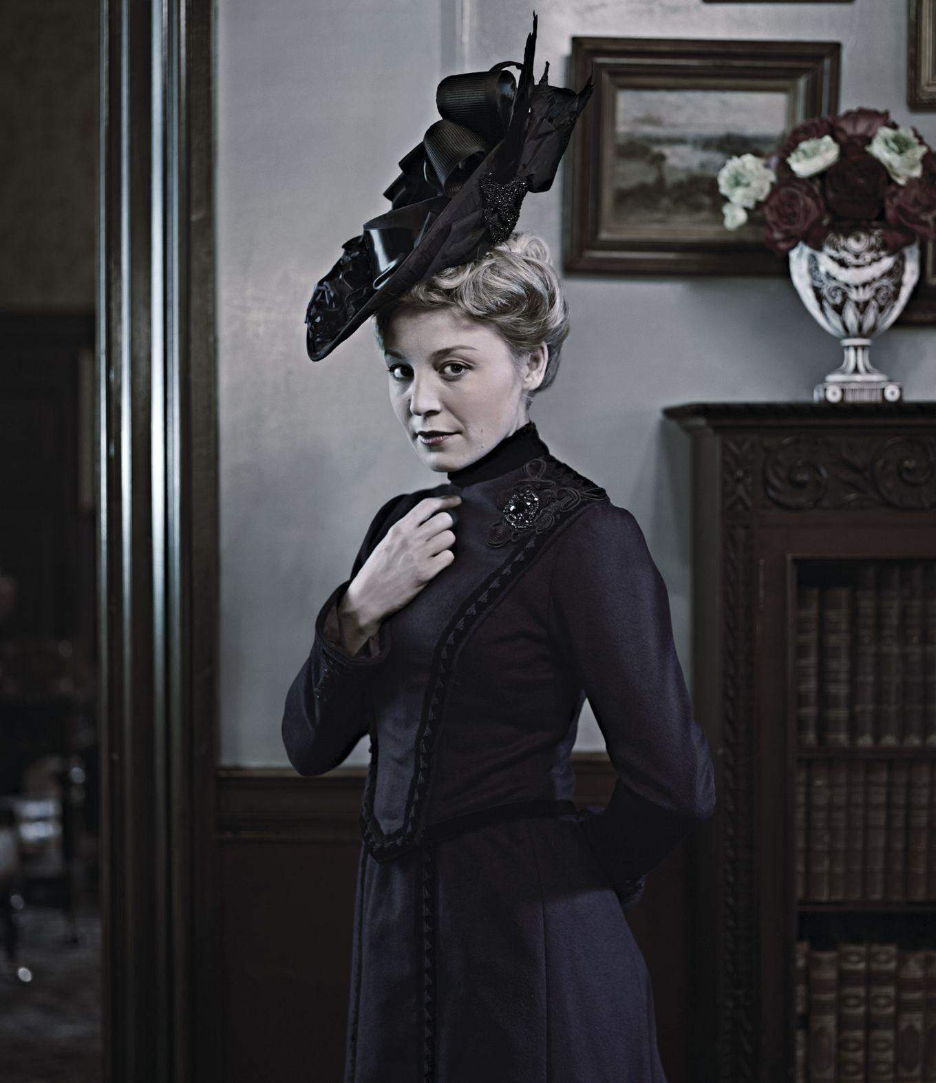 Juliet Rylance as Cornelia Robertson