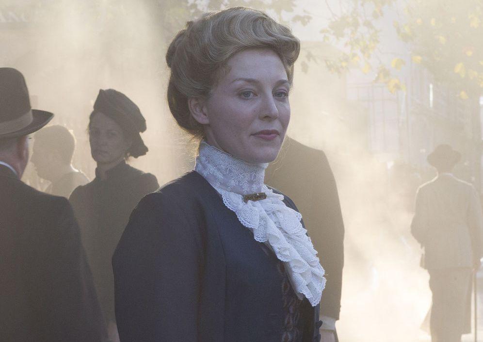 Cornelia Robertson in The Knick