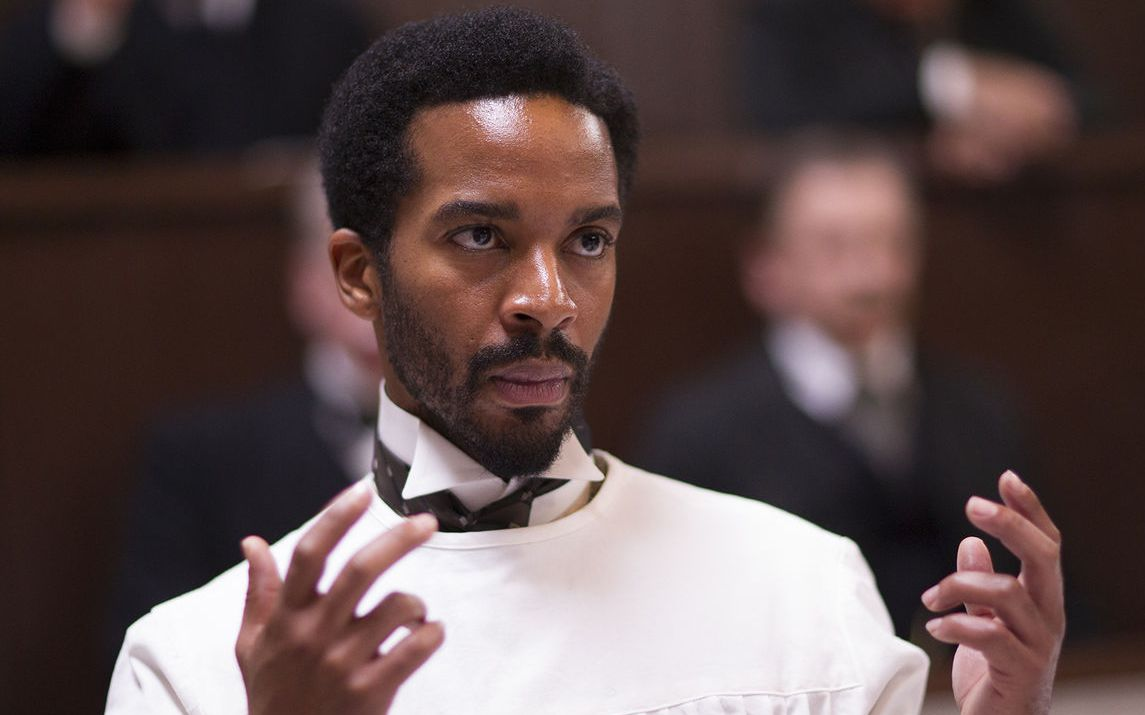 Dr. Edwards in The Knick