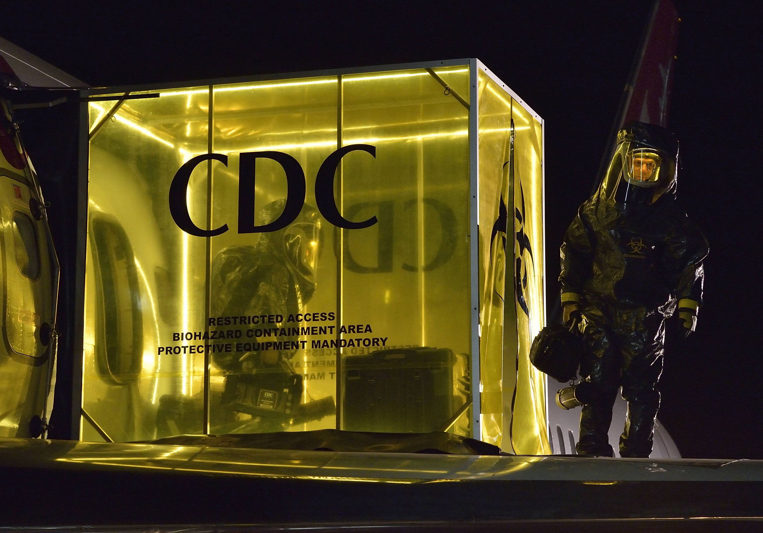 The CDC in The Strain