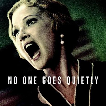 Gretchen Mol as Gillian Darmody, No One Goes Quietly
