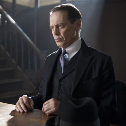 Steve Buscemi as Enoch Nucky Thompson