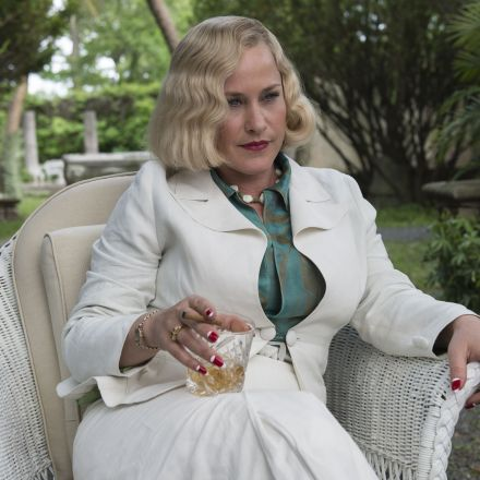 Patricia Arquette in the final season of Boardwalk Empire
