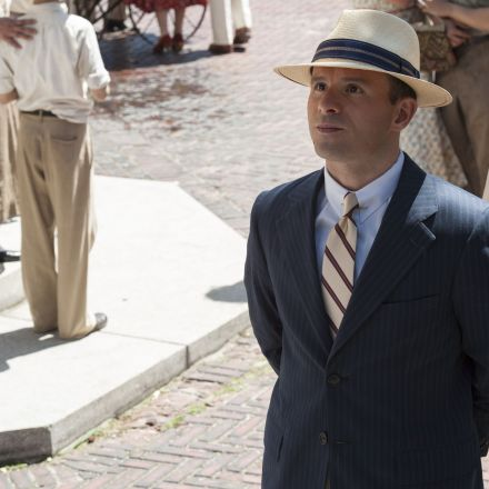 Anatol Yusef as Meyer Lansky on Cuba, Boardwalk Empire