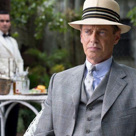 Nucky on Cuba in the final season of Boardwalk Empire