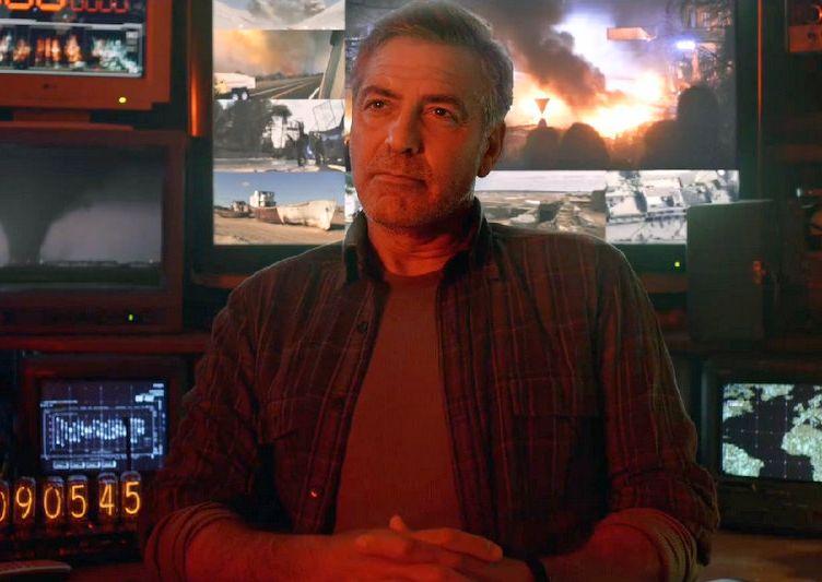 George Clooney - Tomorrowland