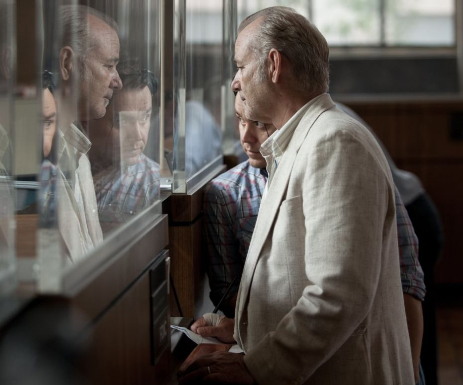 Bill Murray and writer/director Theodore Melfi