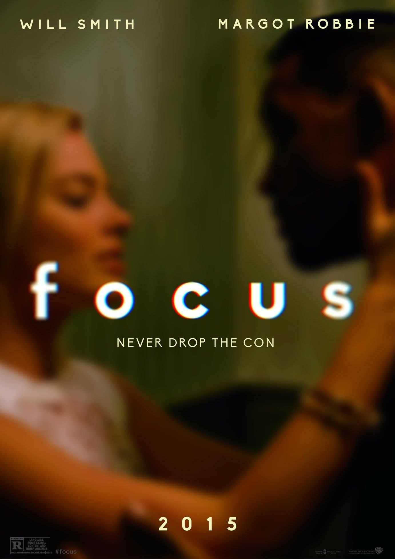 Out of focus Focus poster