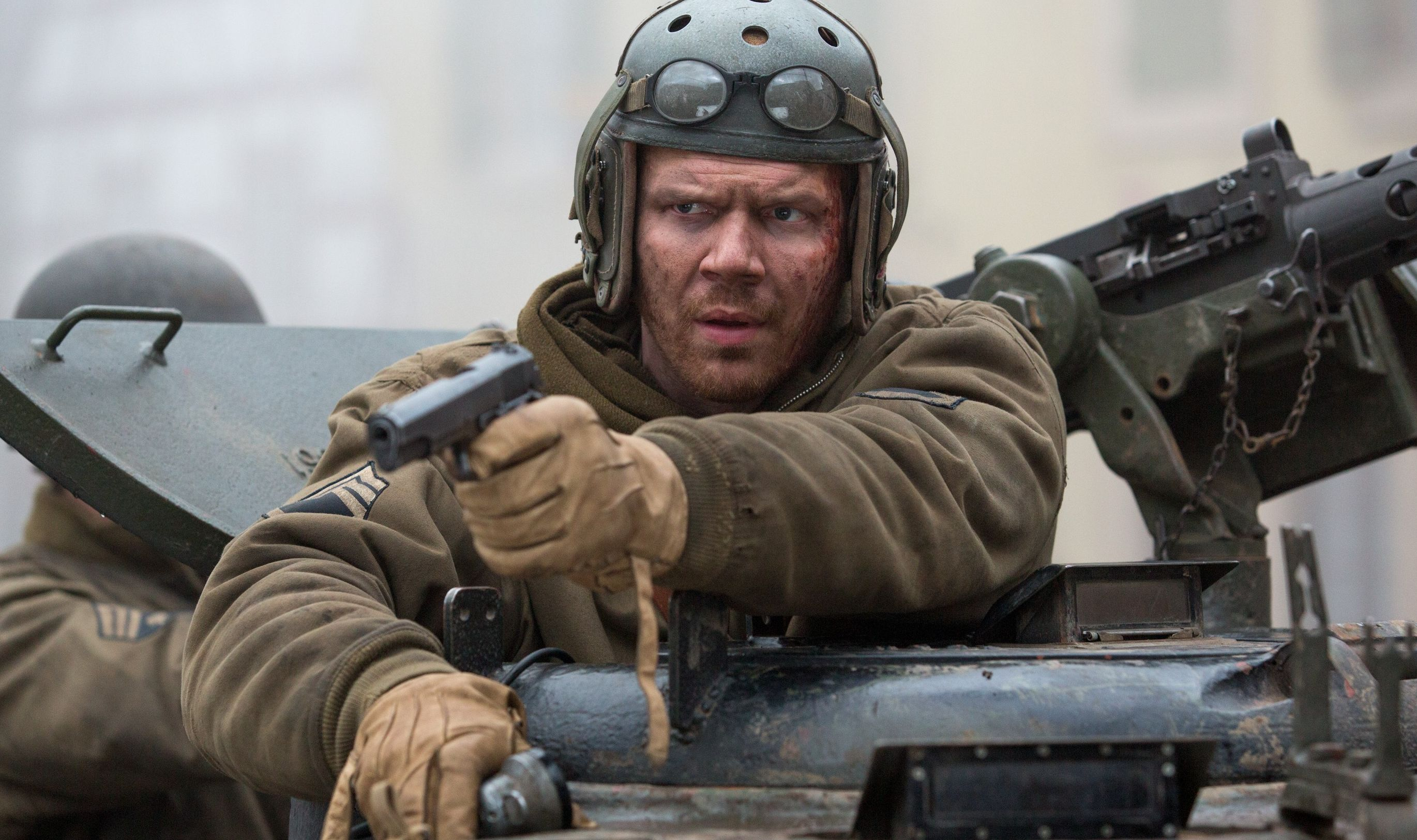 Jim Parrack as Sergeant Binkowski in Fury