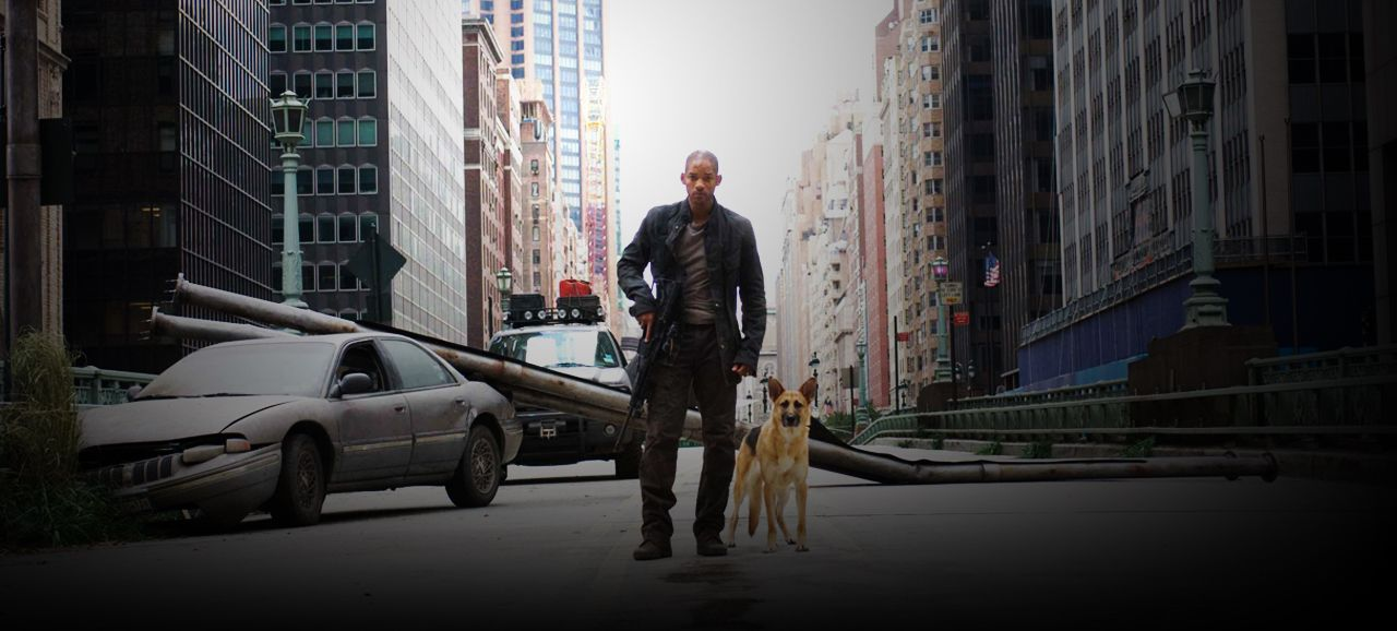 Warner Bros. rebooting 'I Am Legend' without Will Smith