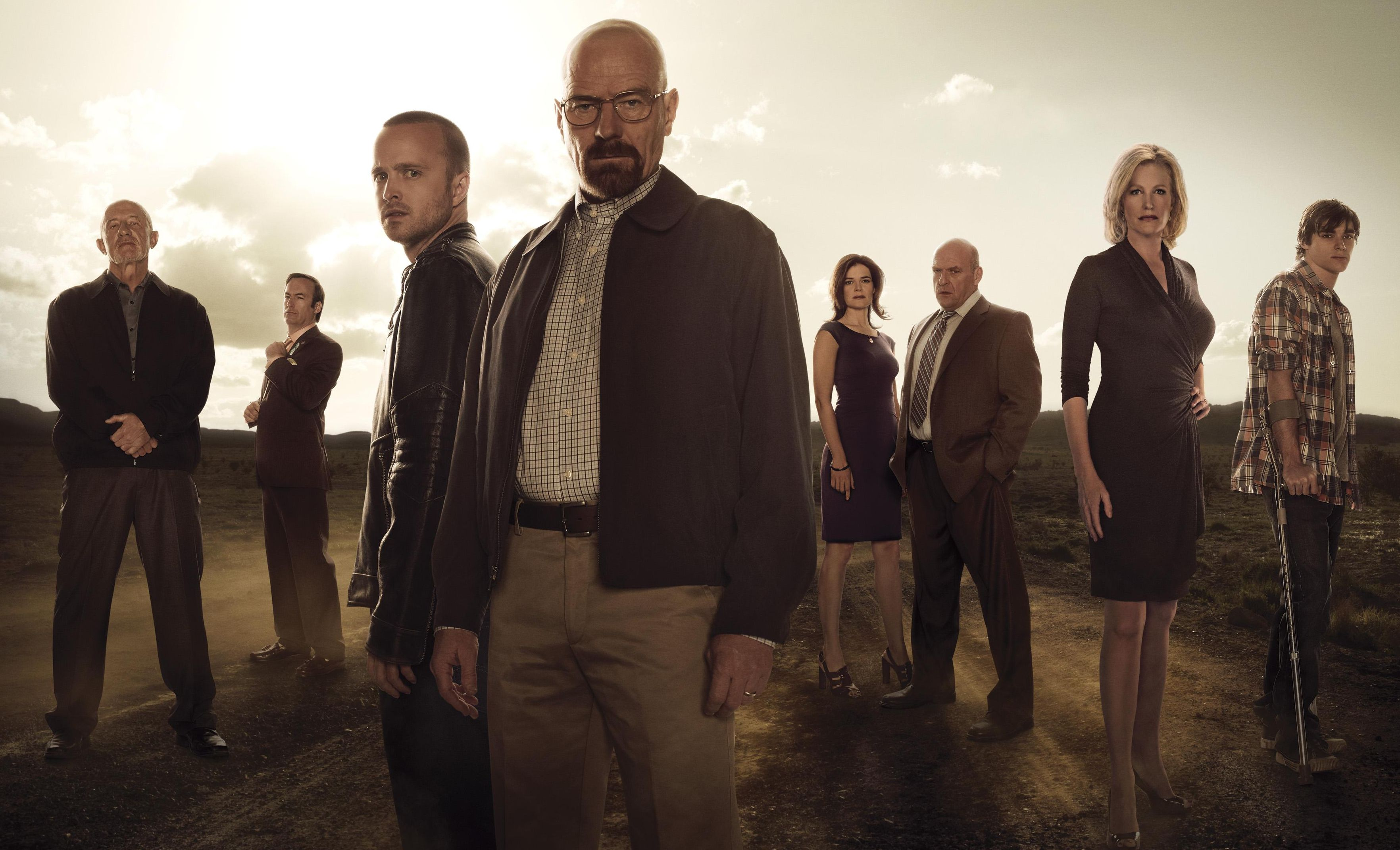 Breaking Bad cast overview