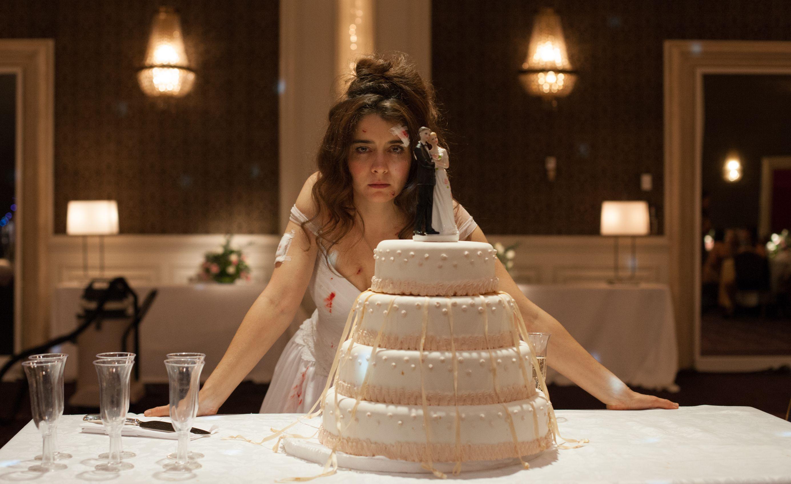 Monster bride Érica Rivas in Wild Tales