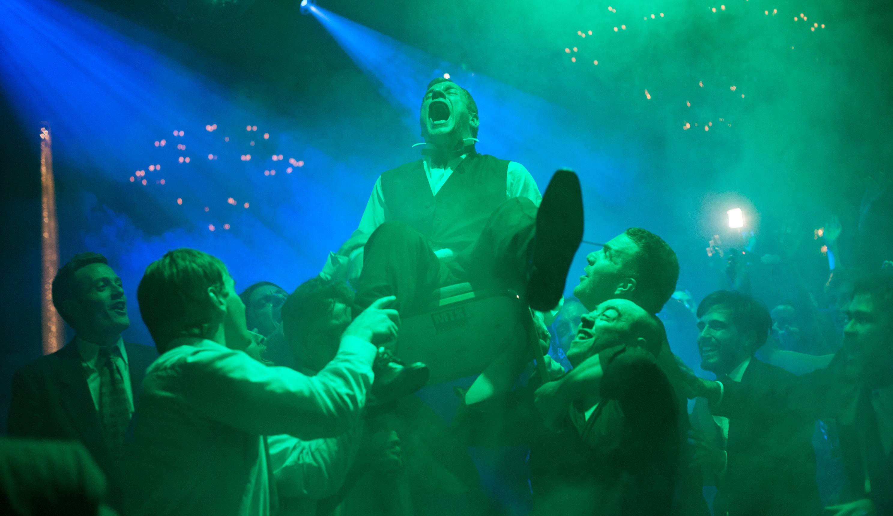 Diego Gentile as Ariel - Wild Tales