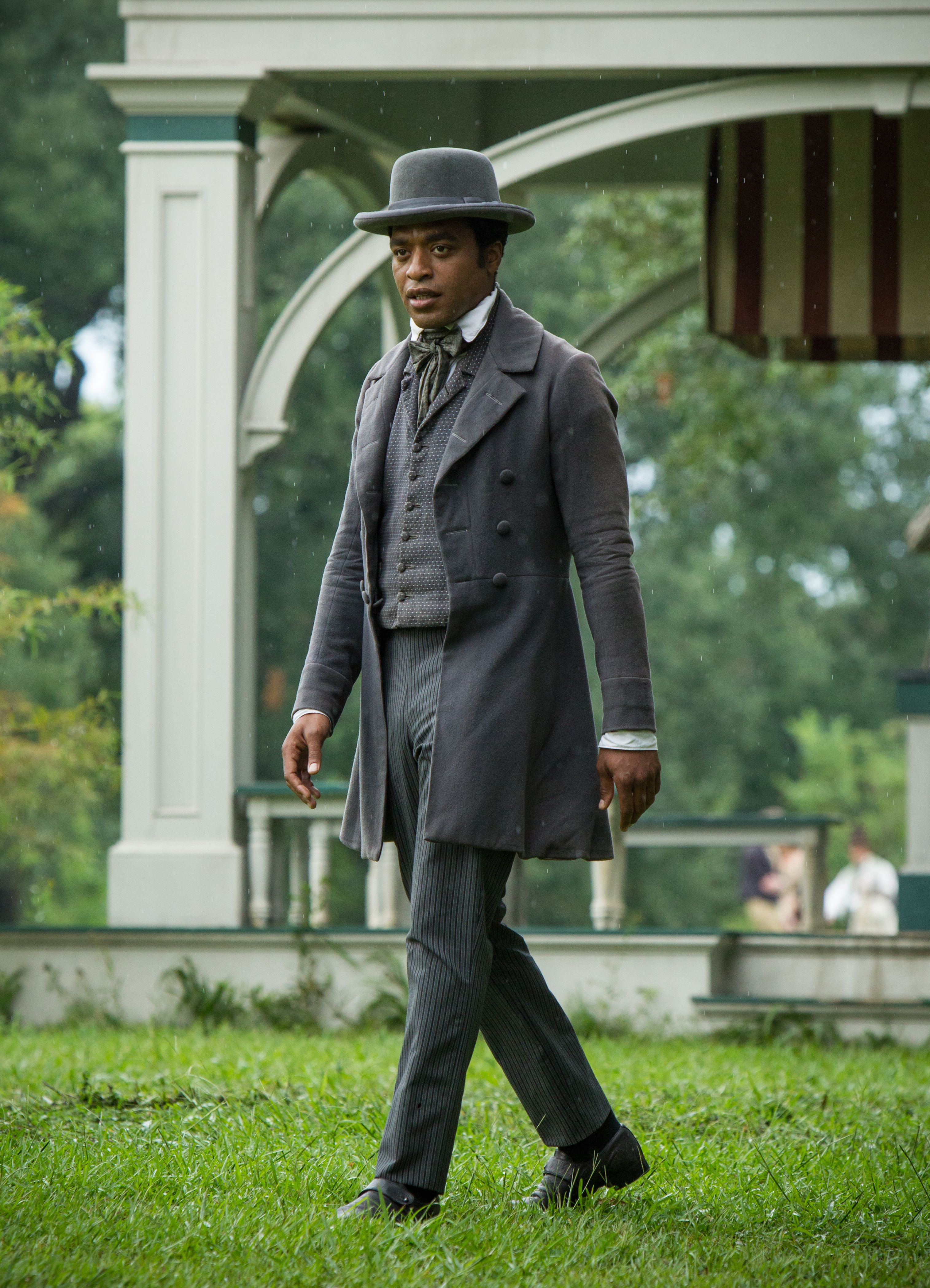 Solomon Northup still a free man in 12 Years A Slave