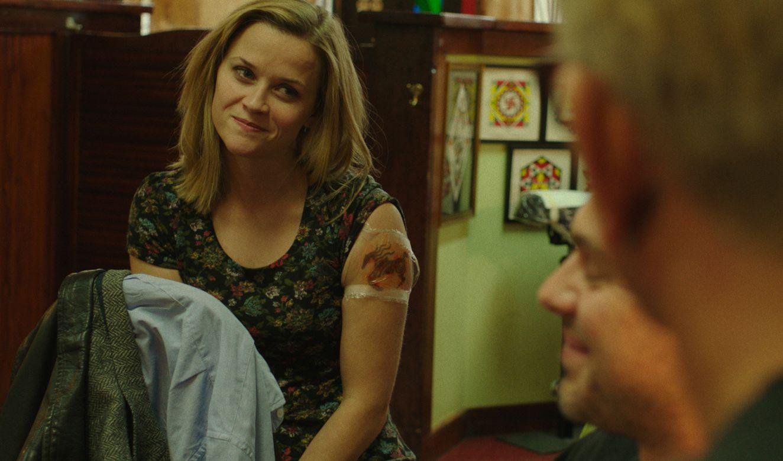 Reese Witherspoon, Thomas Sadoski and a recent tattoo - Wild