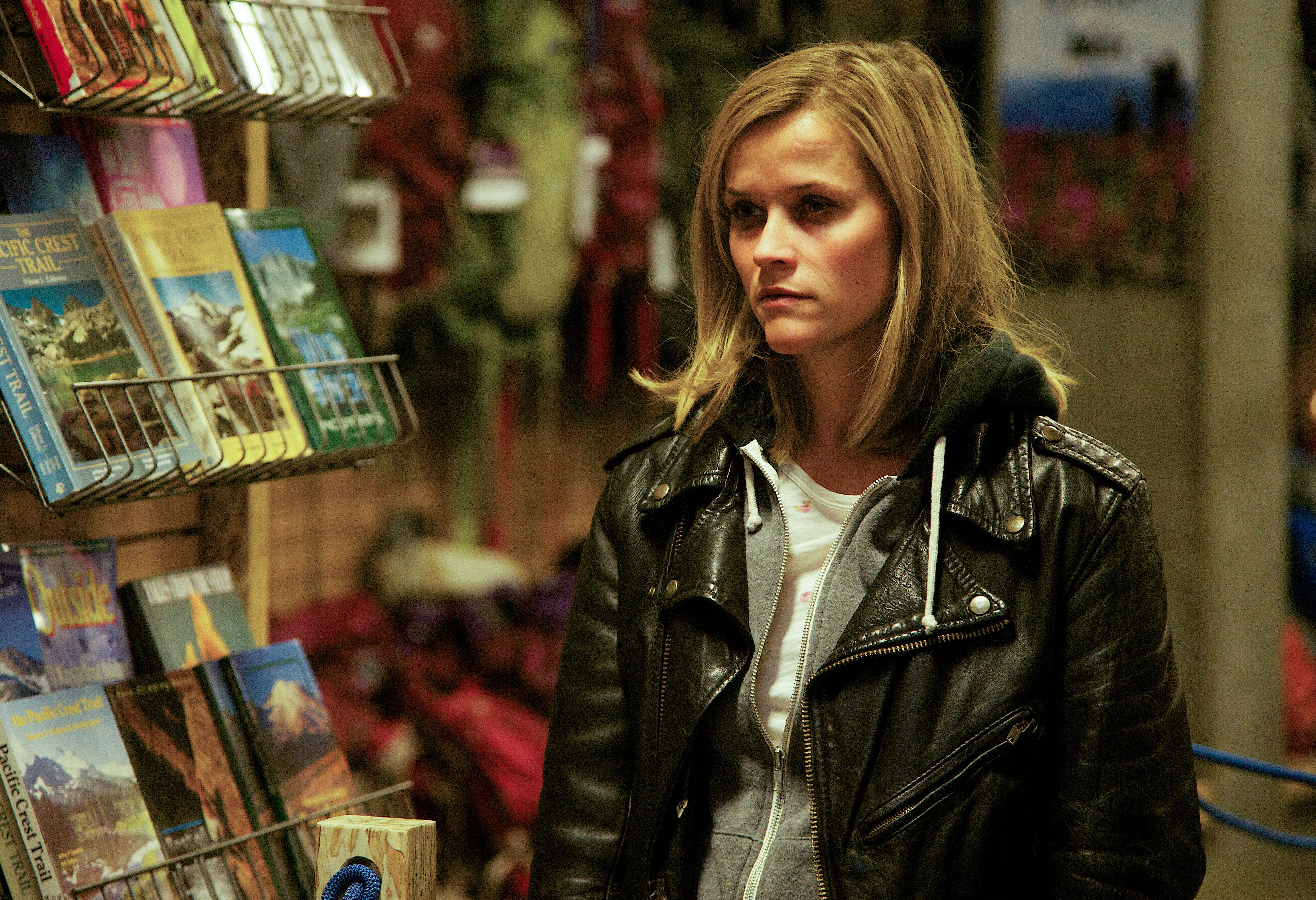 Reese Witherspoon still in the city - Wild