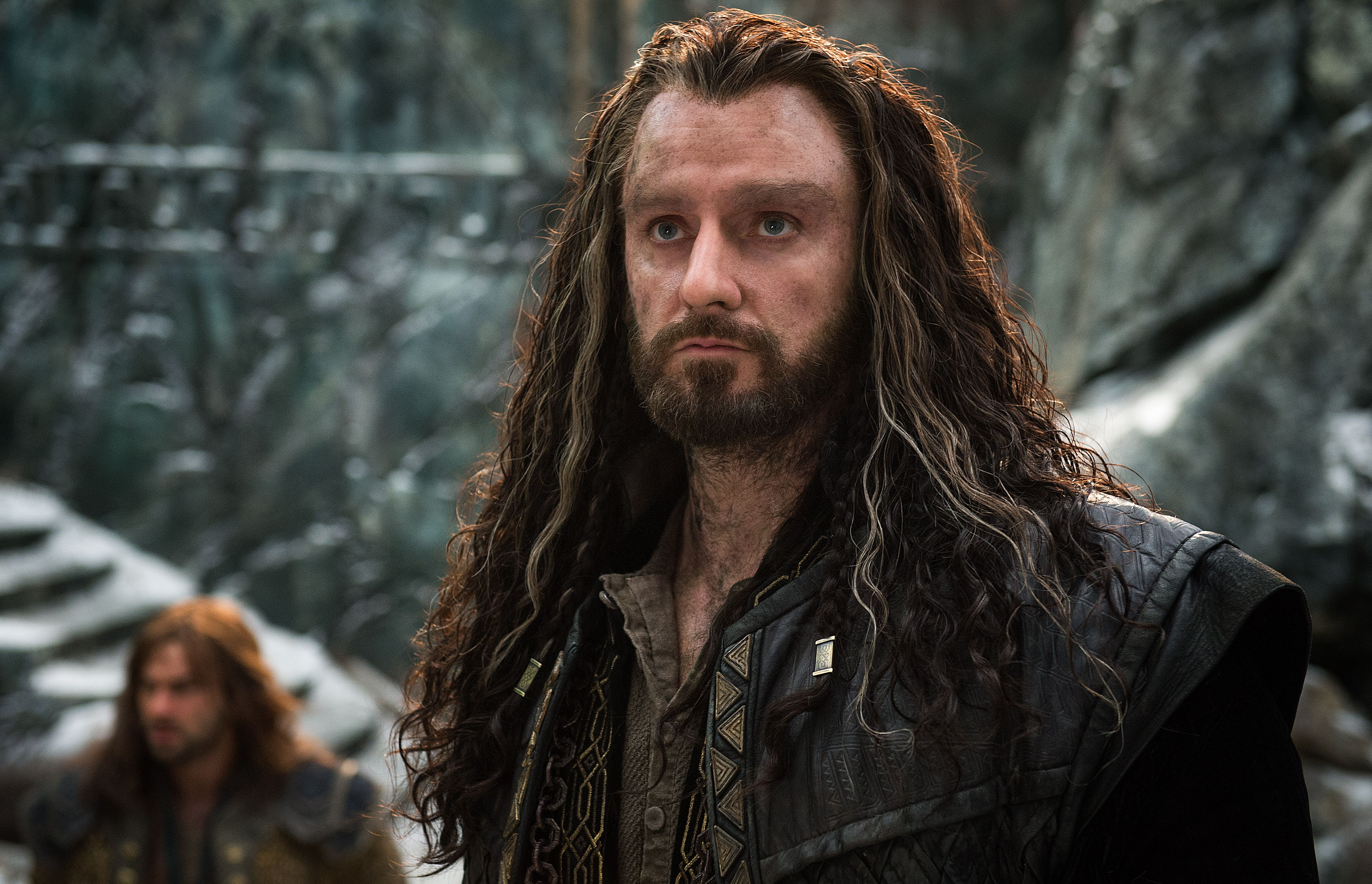 Richard Armitage as Thorin Oakenshield - The Battle of the F