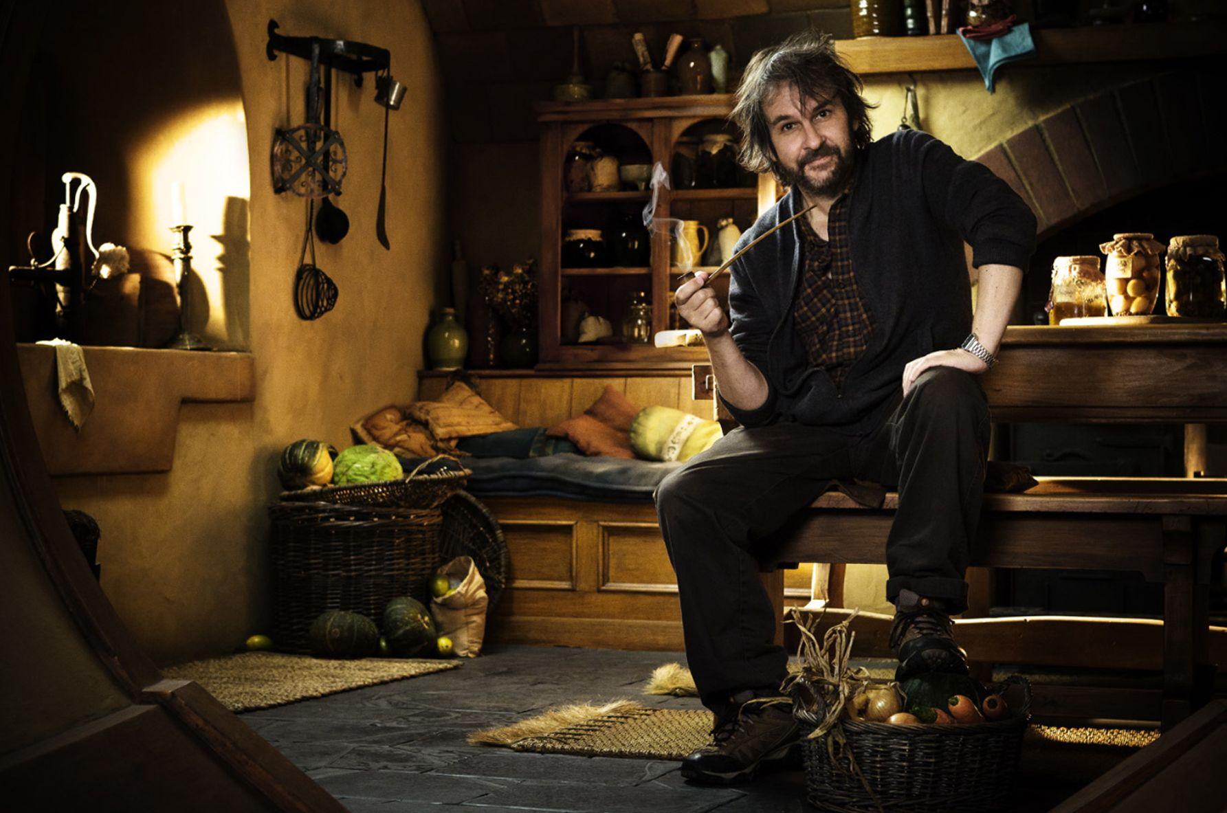 Watch Peter Jackson to produce Hobbit films video