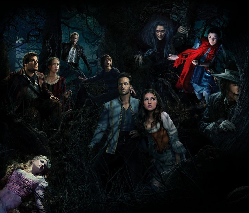 The magical cast of Into The Woods