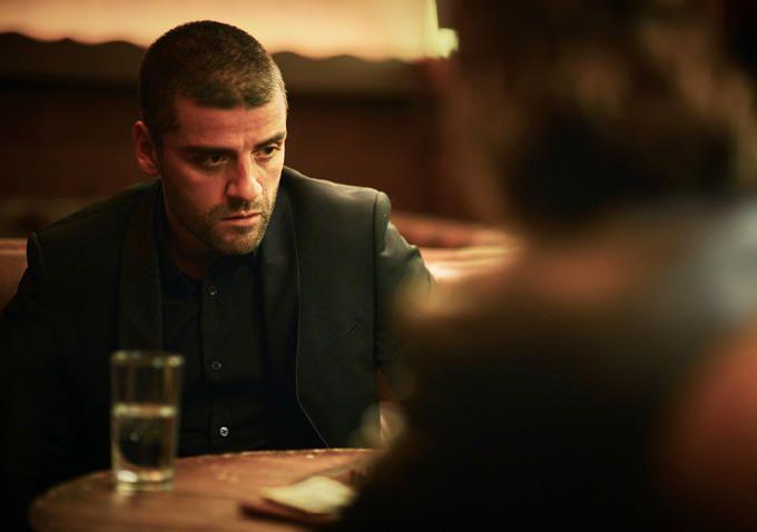 An Angry Looking Oscar Isaac