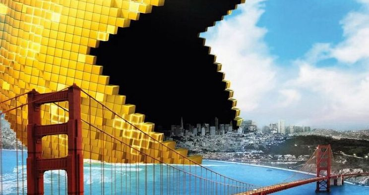 Pixels Trailer Sets Sony Pictures Record with 34 Milion View