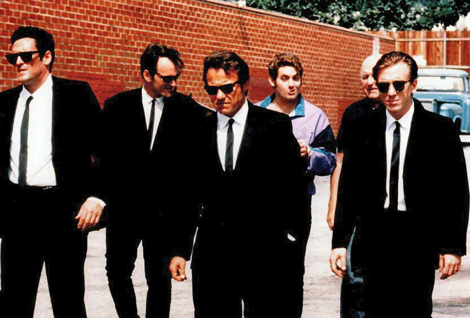 4. Reservoir Dogs