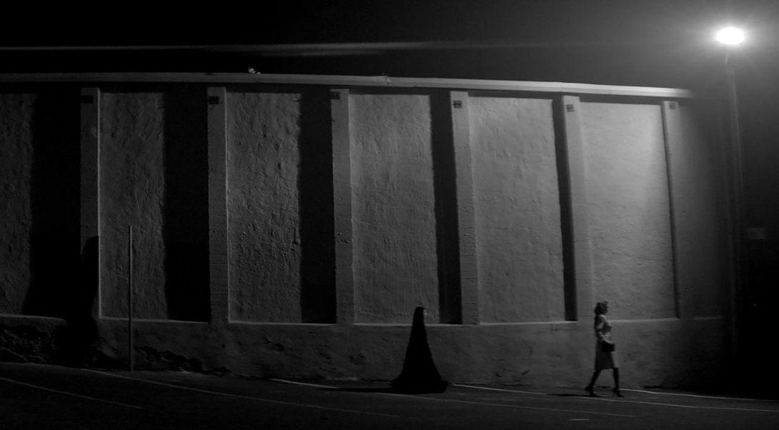 'Bad City' at night
