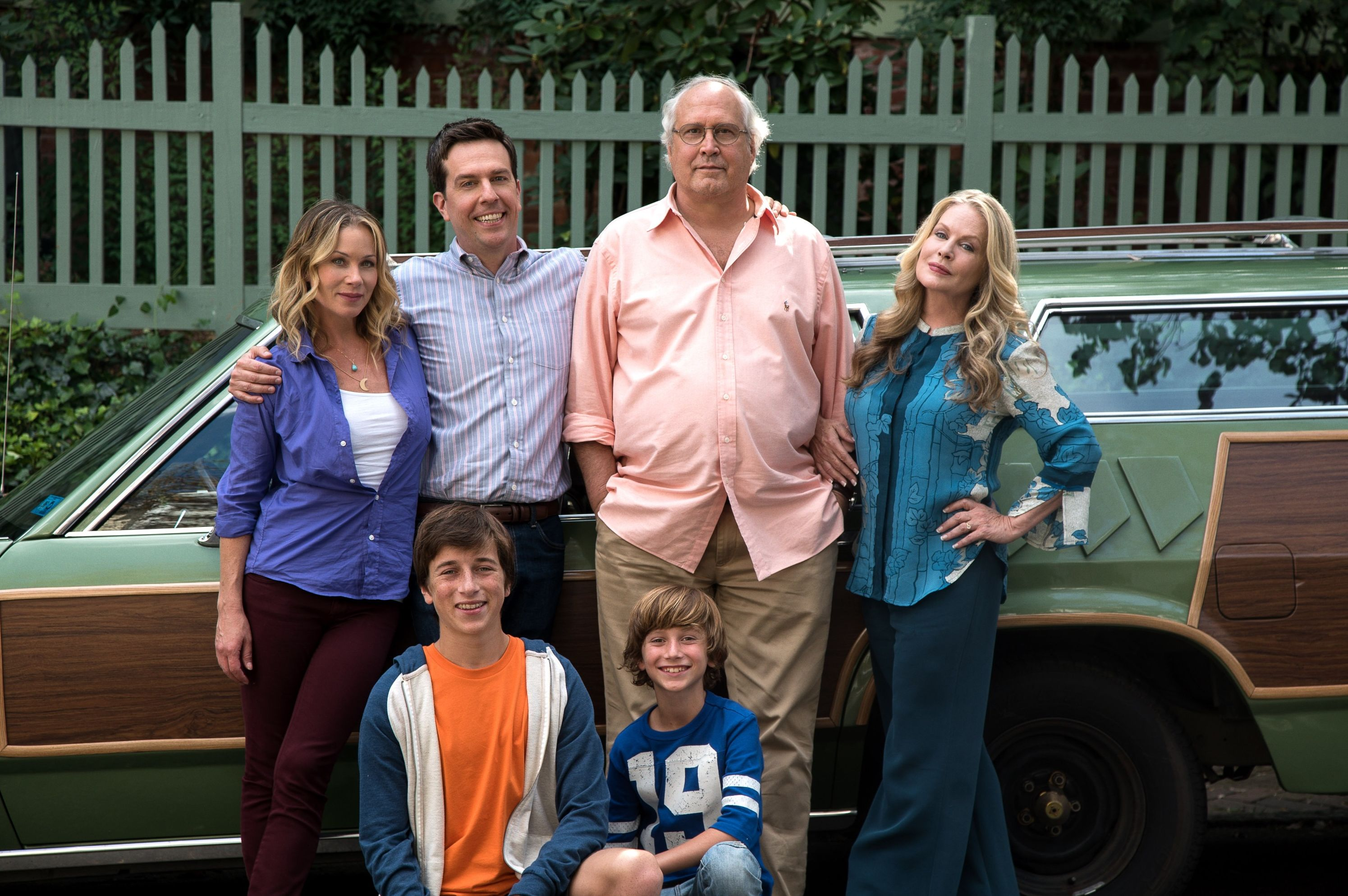 A New Generation of Griswold's