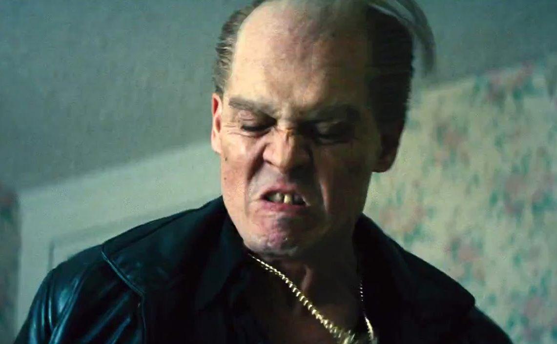 Johnny Depp as Irish mobster James Whitey Bulger | Cultjer